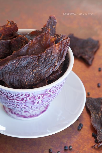 Smoky Beef Jerky - Against All Grain
