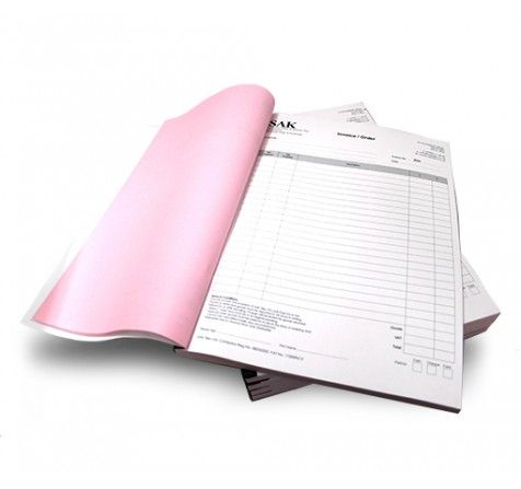 9 best NCR Invoice Pads \/ Books images on Pinterest Book, Books - personalized invoices