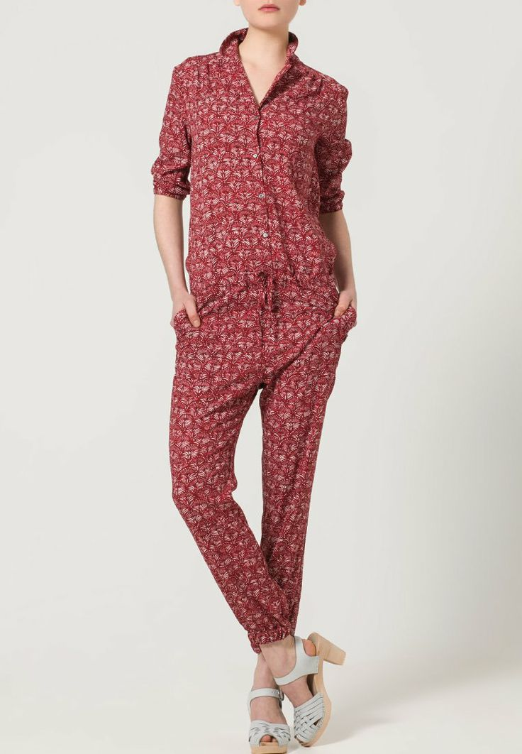 maison scotch overall jumpsuit rot my style pinterest overalls maison scotch und. Black Bedroom Furniture Sets. Home Design Ideas