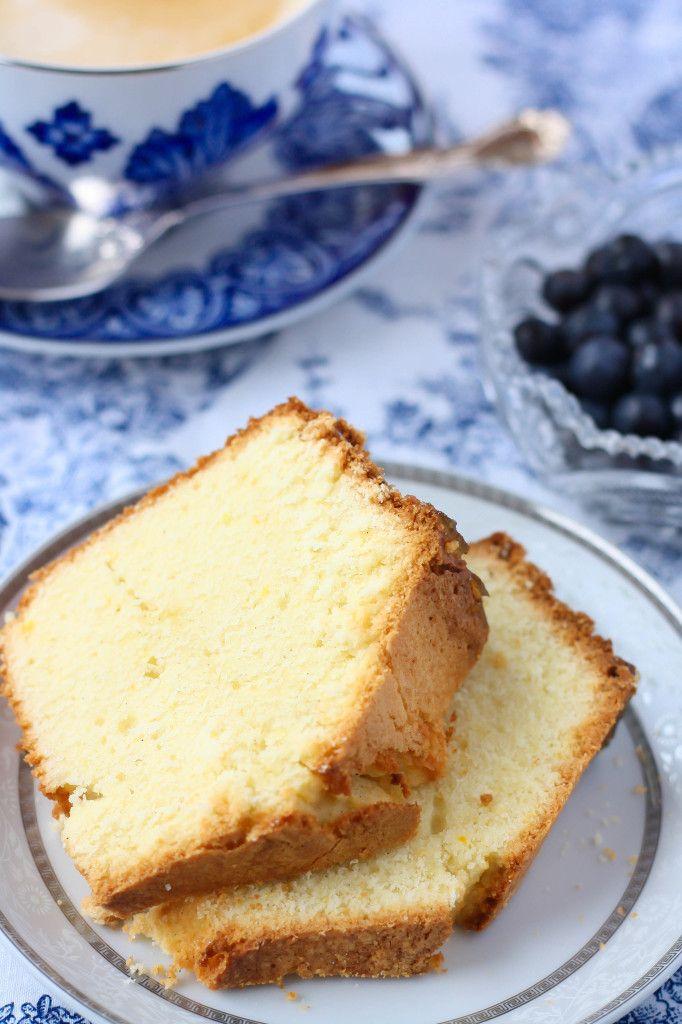 Ina Garten's perfect pound cake recipe is worth its weight in gold. It is so tender, it melts in your mouth and the vanilla bean and orange zest make the taste irresistible.
