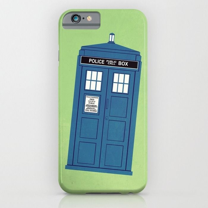 DOCTOR WHO. iPhone & iPod Case