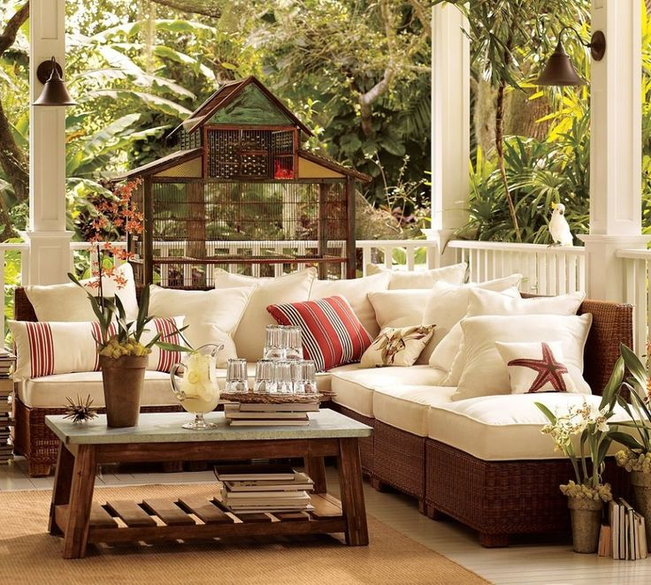 Good Outdoor Garden Furniture By Pottery Barn   House And Decoration