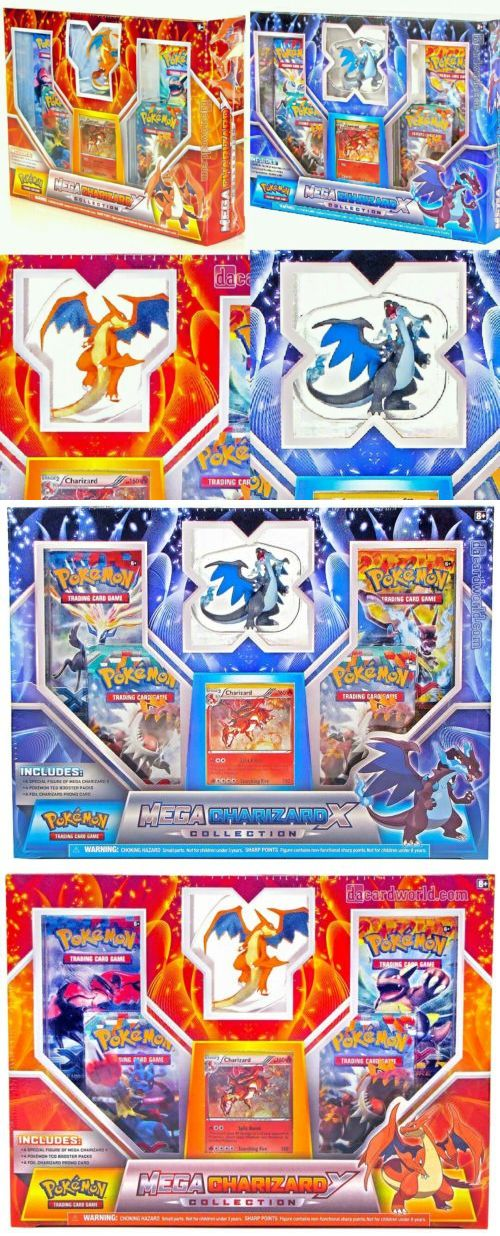 Pok mon Mixed Card Lots 104049: Mega Charizard Ex Collection Boxes. Flashfire -> BUY IT NOW ONLY: $200 on eBay!