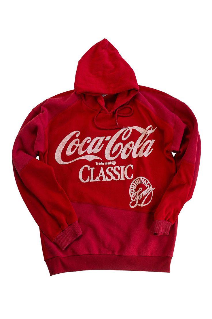 Coke hoodie