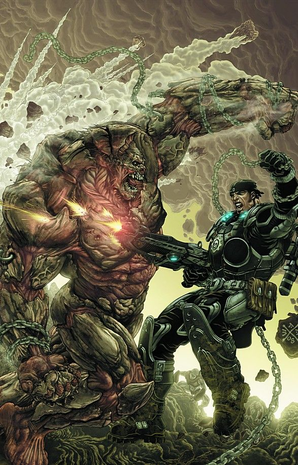 gears of war comics - Google Search