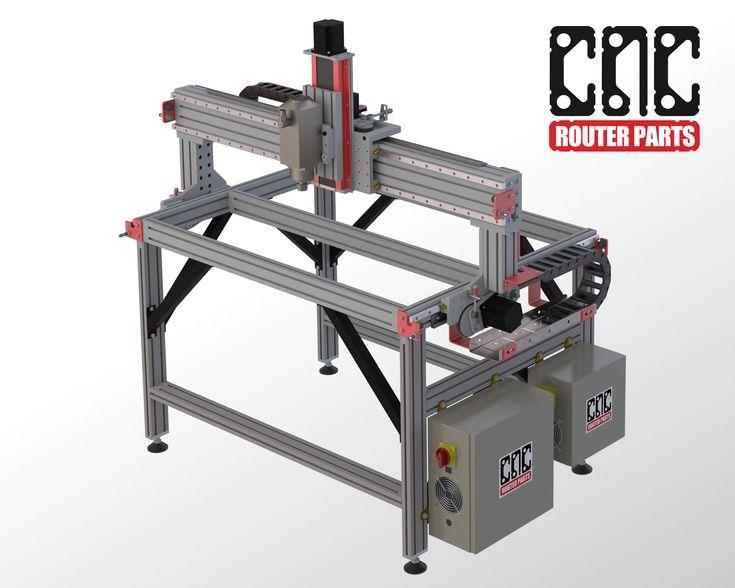 CNC Router Parts PRO4824