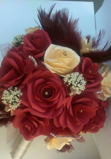 #paper#wedding#bouquet $100.00