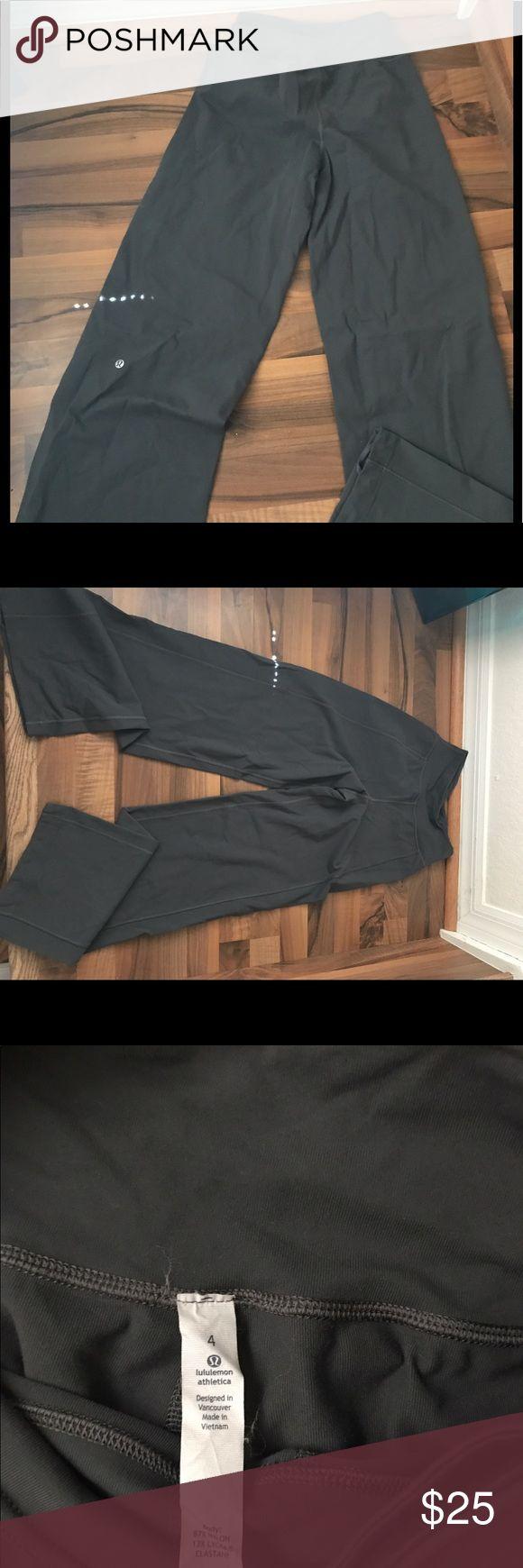 Lululemon pants Only worn once! lululemon athletica Pants