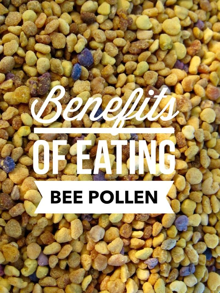 7 Benefits of Eating Bee Pollen