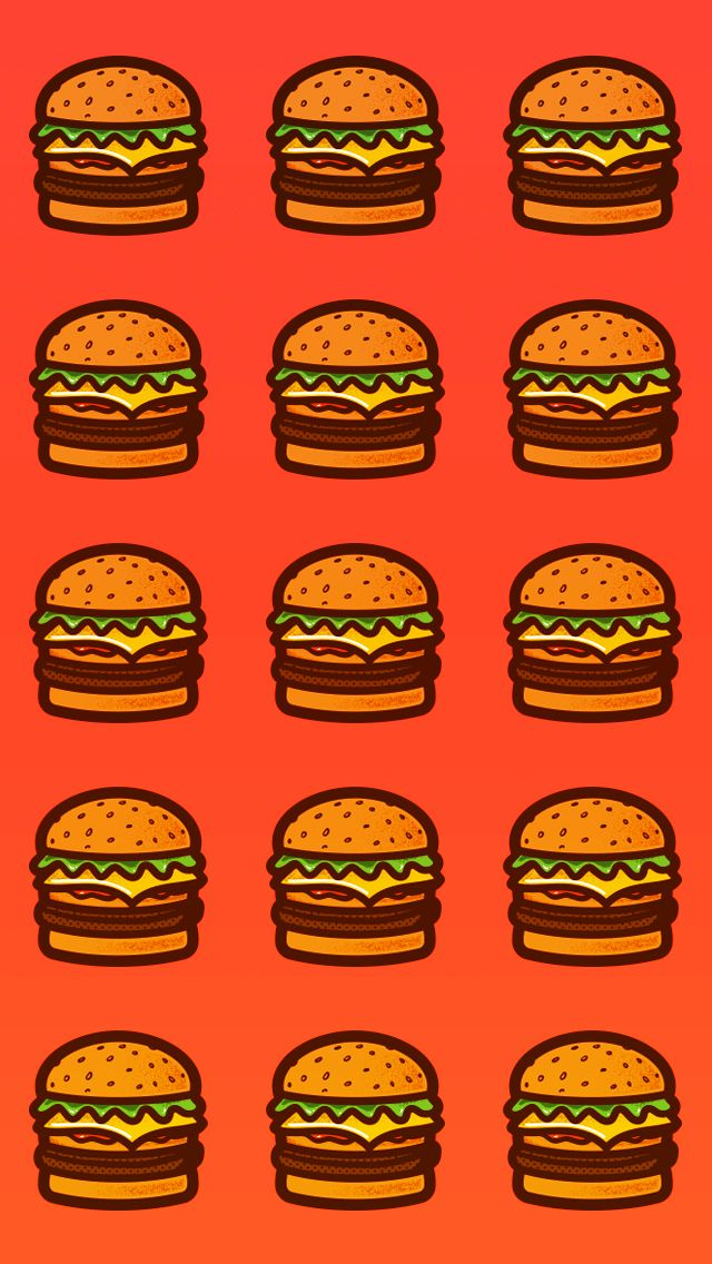 HD Background Hamburger Cheese French Fries Fast Food Wallpaper ...