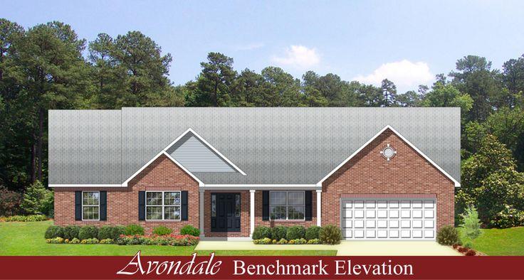 "Avondale   Hallmark Homes - Indiana's Leading ""On Your Lot"" Custom Builder!"