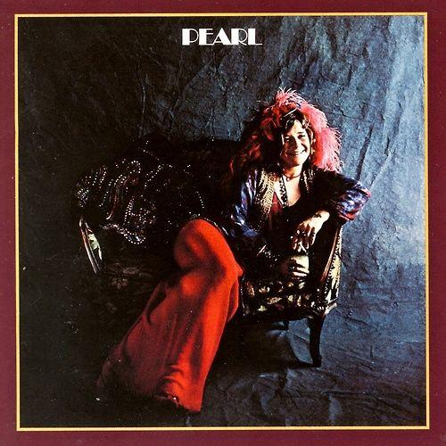 Janis Joplin - Pearl, 1971. Cover by Barry Feinstein, Tom Wilkes. Full album