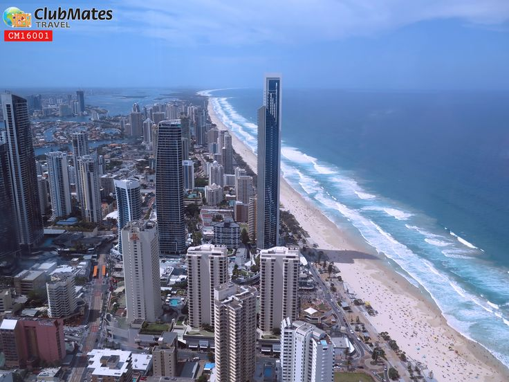 City view of GOLD COAST