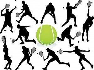 Basic Tennis Shots & Strokes - Attorney Nicholas Ellis - Tennis Tips