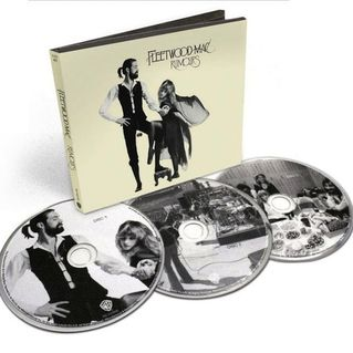 Fleetwood Mac's Rumours - Fleetwood Mac, one of rock s most enduring, beloved and successful bands, circulate another round of Rumours with expanded and deluxe versions of the album in celebration of its 35th anniversary. Rumours made the band one of the most iconic bands of the 1970s and garnered wide critical praise, earned the Grammy for Album of the Year, and has now sold more than 40 million copies worldwide since its 1977 debut.