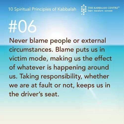10 Spiritual Principles of Kabbalah