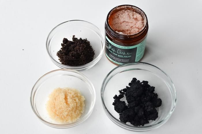 The best natural body scrubs for each of your needs!
