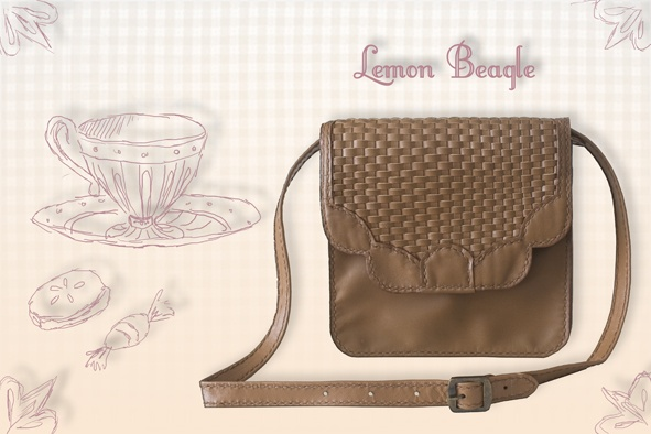 This bag is called Dorothy. For more info go to http://www.facebook.com/LemonBeagle