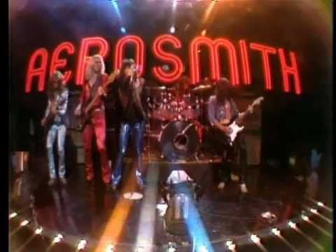 "Joe Perry, Aerosmith Live Onstage 1974,"" Train Kept a Rollin''"
