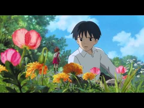 The Secret World of Arrietty.    Another beautiful Studio Ghibli movie! <3 Coming this month!