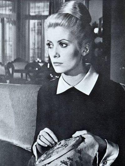 Катрин Денев: икона стиля