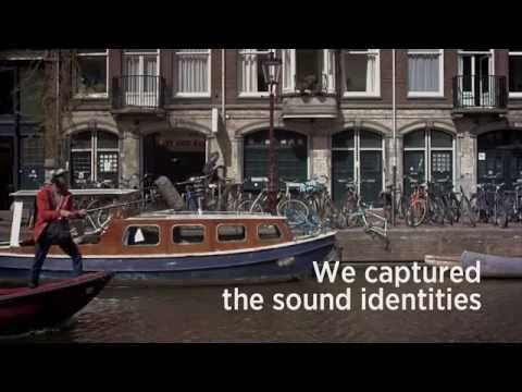 Sounds Of The City - Thalys Train Network