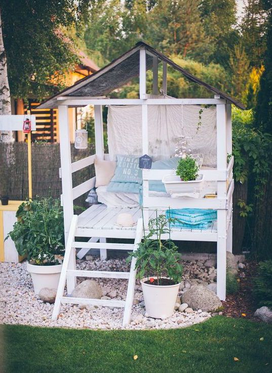 Garden Sheds For Kids 25+ best kids outdoor playhouses ideas on pinterest | childrens