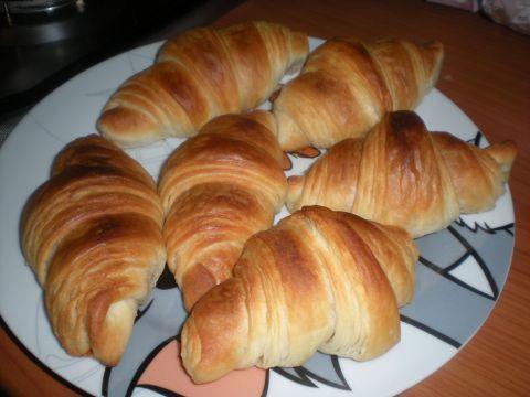 croissant francesi - finalmente ho capito come si fanno!!!