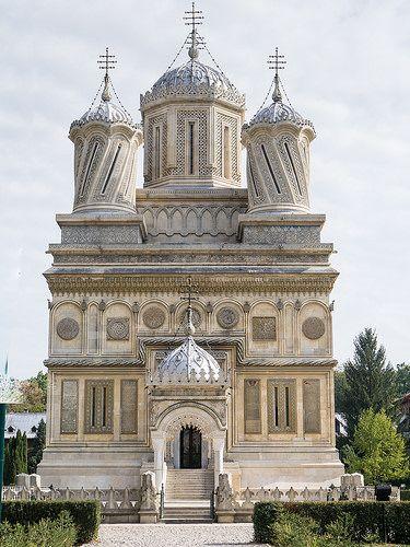 Arges Monastery, Curtea de Arges, Romania                                                                                                                                                      More