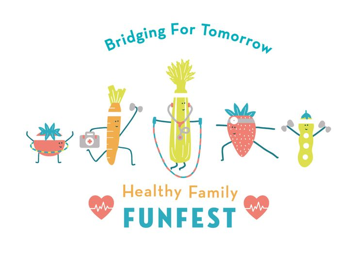 Healthy Family Funfest Logo