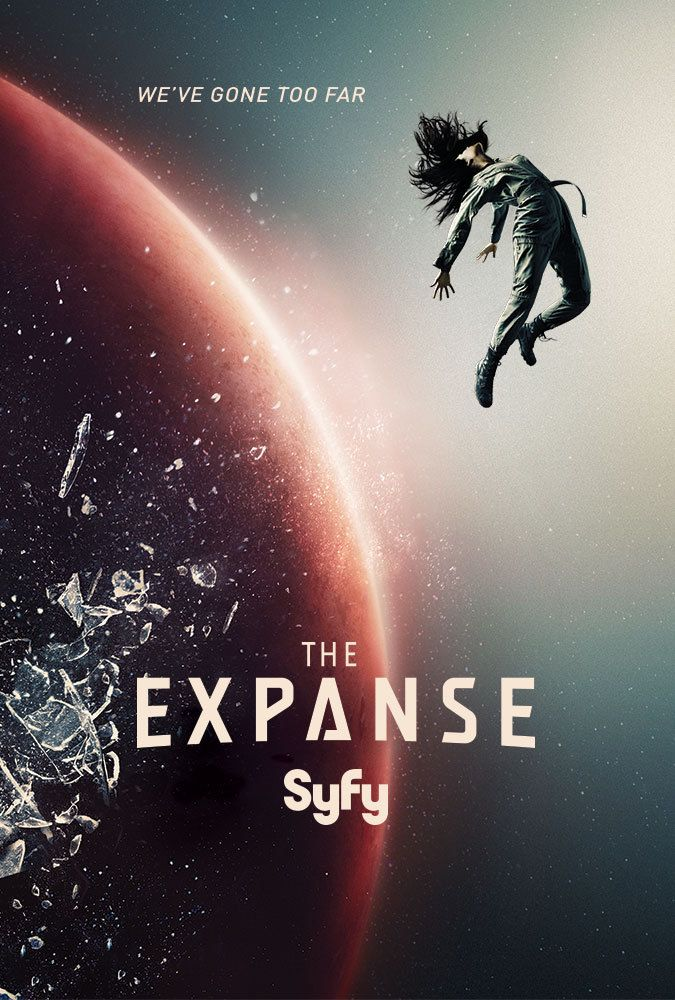 RETURNS FEB 8, 2017  -     The Expanse (TV Series 2015– ) - DRAMA / MYSTERY / SCI-FI