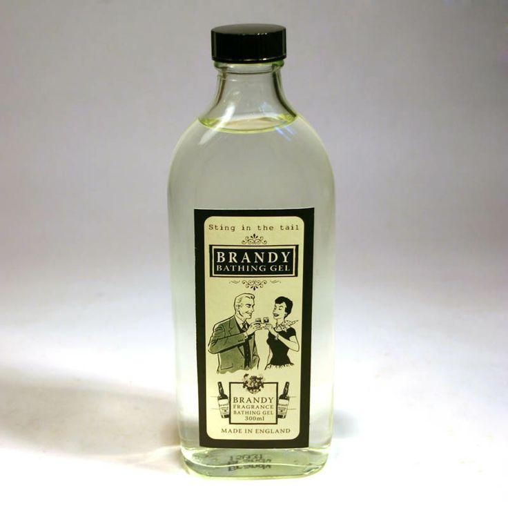 Brandy bathing gel €14.52