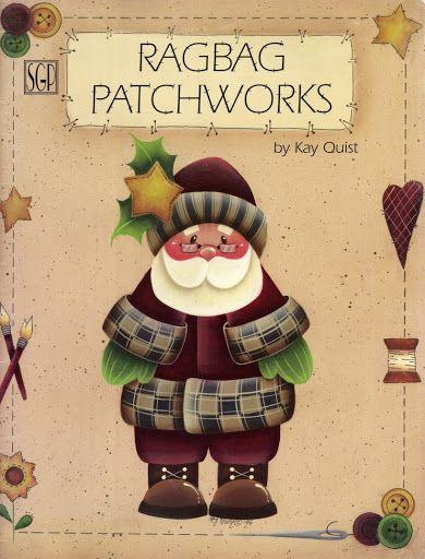 Christmas Ragbag Patchworks - monica garcia - Picasa Web Albums...FREE BOOK!