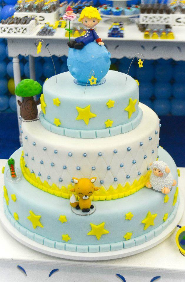 Mayumi Biscuit: Festa Pequeno Príncipe do Pedro!