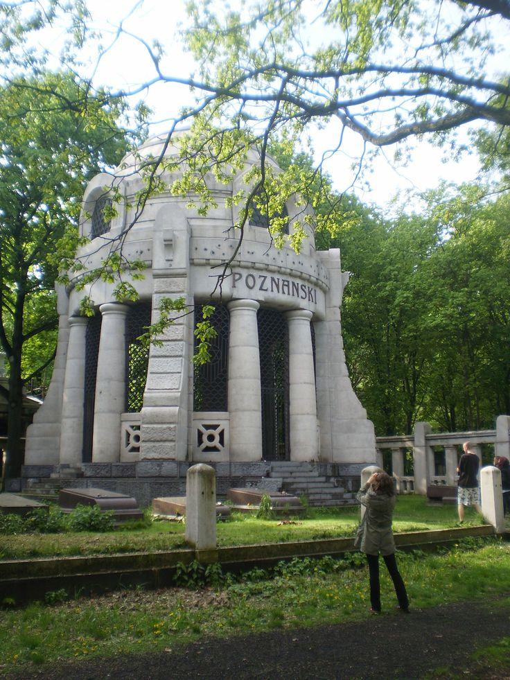 Łódź, Cmentarz żydowski, v174
