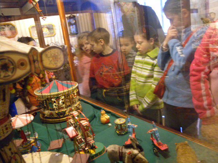 Muzeum Zabawek Kudowa Zdrój