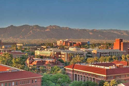 University of Arizona by k NyC on Flickr.Tucson, Arizona, USA