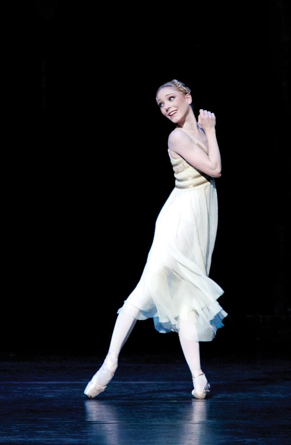 Why I Dance: Sarah Lamb