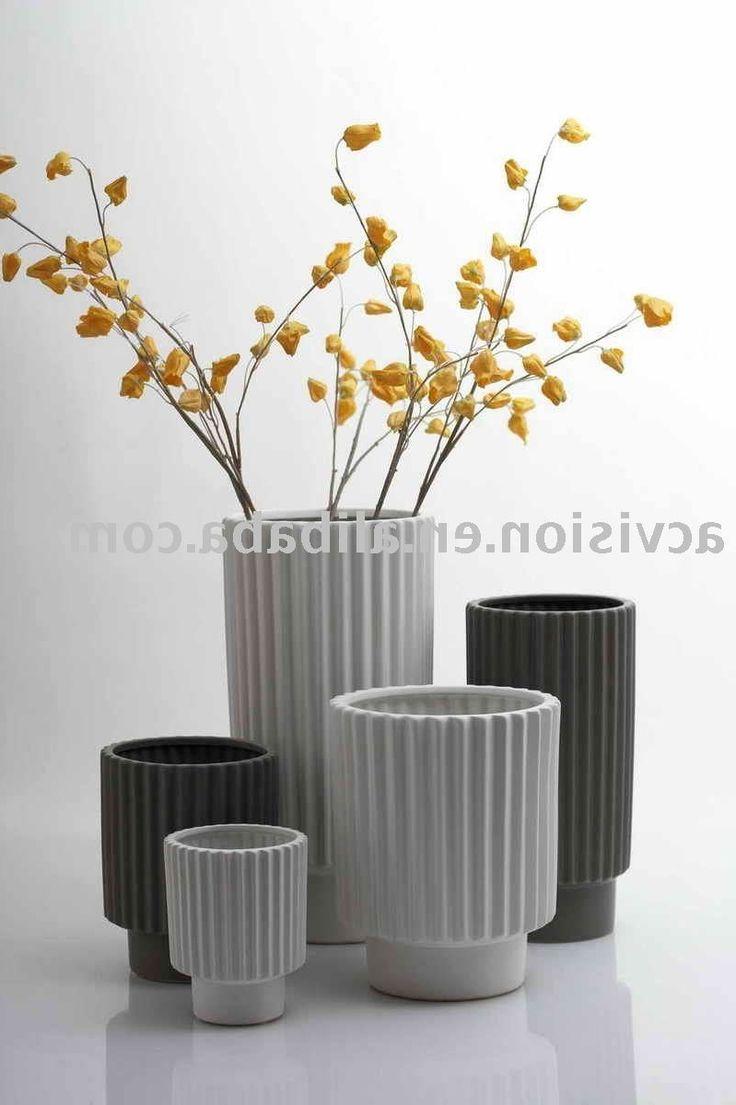 Tall Modern Flower Vases