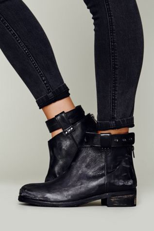 Free People Bandit Ankle Bootie
