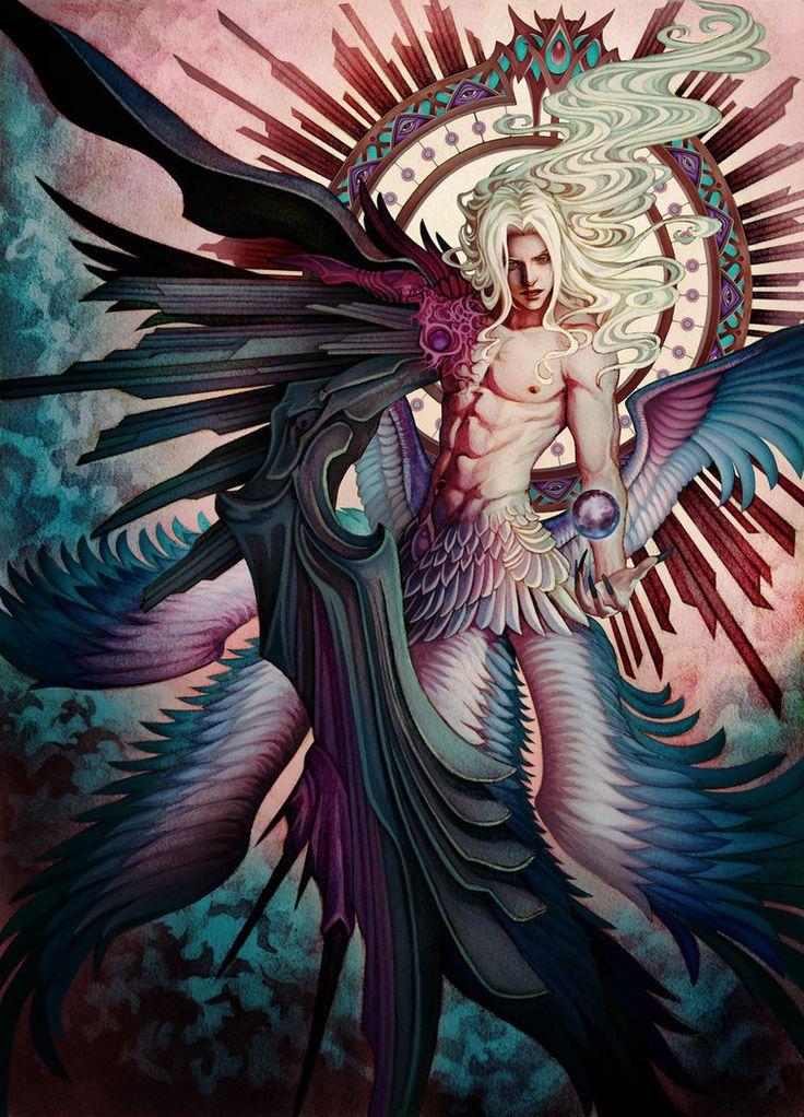 Safer Sephiroth by RadiusZero.deviantart.com on @DeviantArt