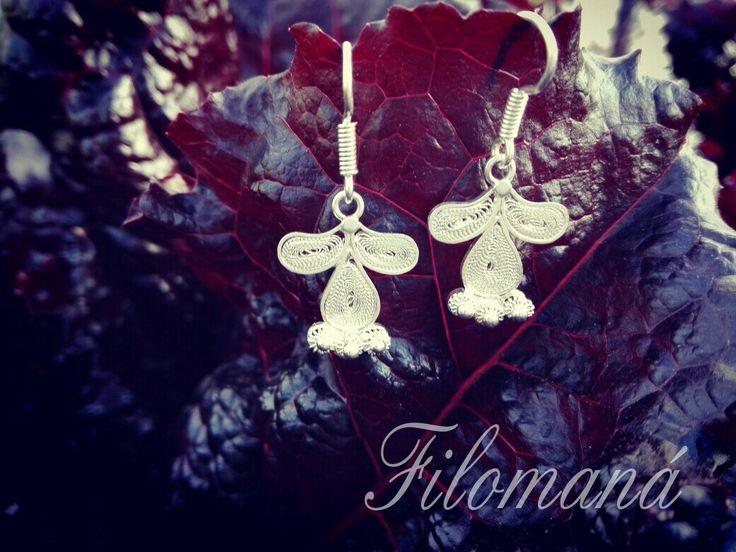 Aretes bellos.angeles #filigranamomposina #elaboradoamano #joyasexclusivas envios nacional.e.internacional.