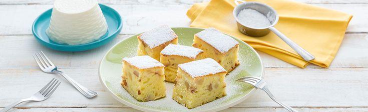 Il dolce alla ricotta è un dolce che gli amanti della ricotta non possono farsi sfuggire: gustoso, saporito e dal gusto delicato.