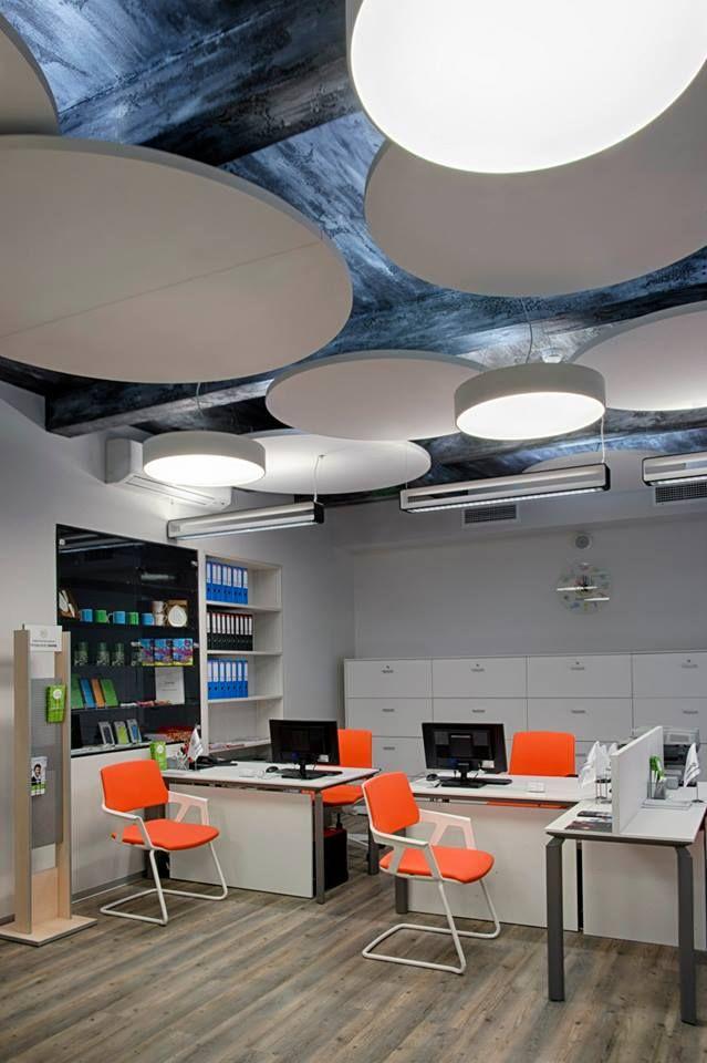 Офис для корпоративных клиентов банка. Весь проект на http://finoarte.livejournal.com/2349.html