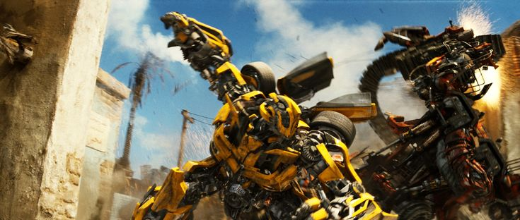 Transformers 3 - More Transformers 2 movie stills, Devastator and ...