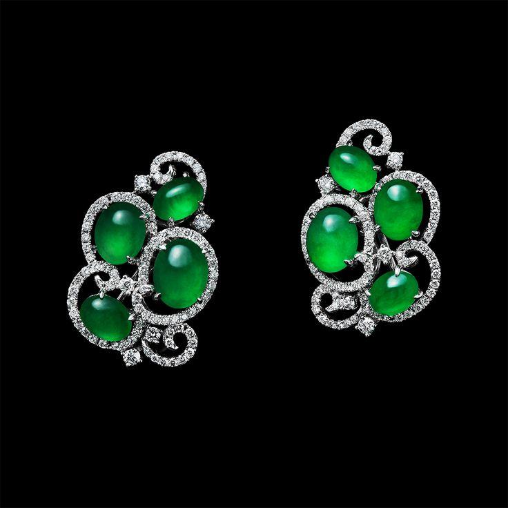 Jade бижута бутик - Yu семейство