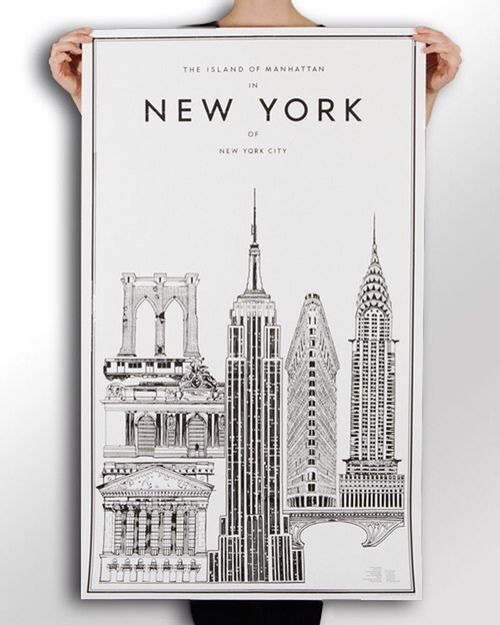 the island of manhattan poster new york new york pinterest nyc islands and the o 39 jays. Black Bedroom Furniture Sets. Home Design Ideas