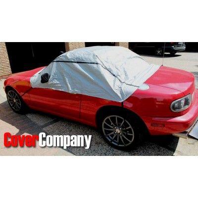 Demi housse voiture pare soleil bienvenue sur cover company demi housse protection exterieur - Housse voiture exterieur ...