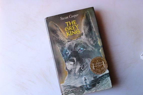 The Grey King Susan Cooper Dark Rising Series 4 Vintage