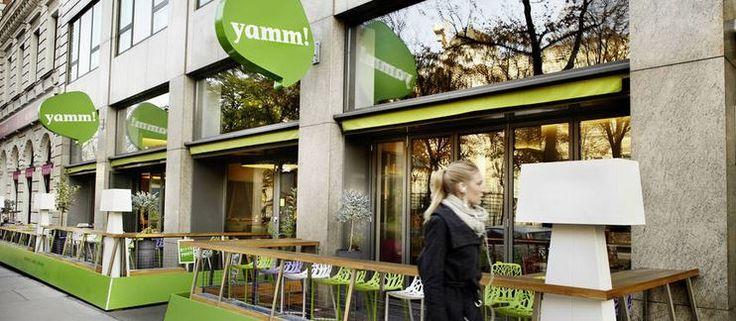 Viyanada Ne Yenir Nerede Yenir ve Çocuk Dostu Restoranlar Yamm! www.normalisgood.net